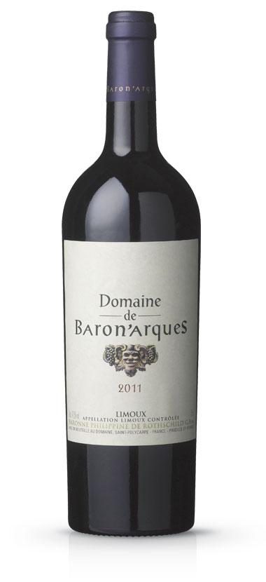 Barrière Frères - Les vins du monde - Baron'Arques