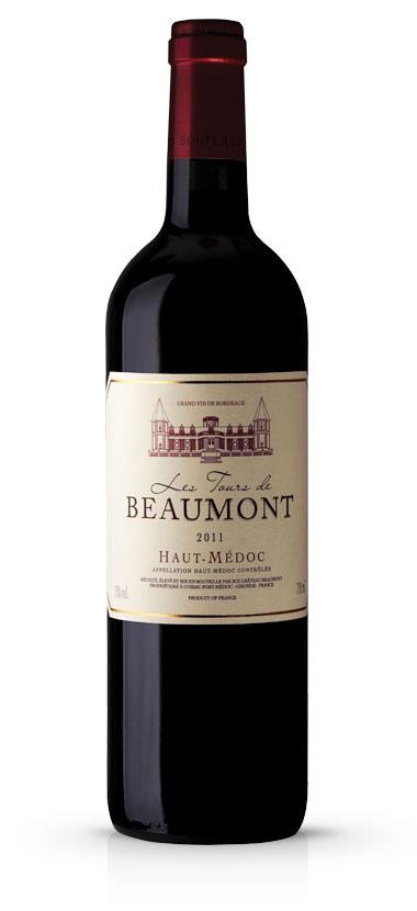 Barrière Frères - Sélection Les Tours de Beaumont - Haut-Médoc AOC