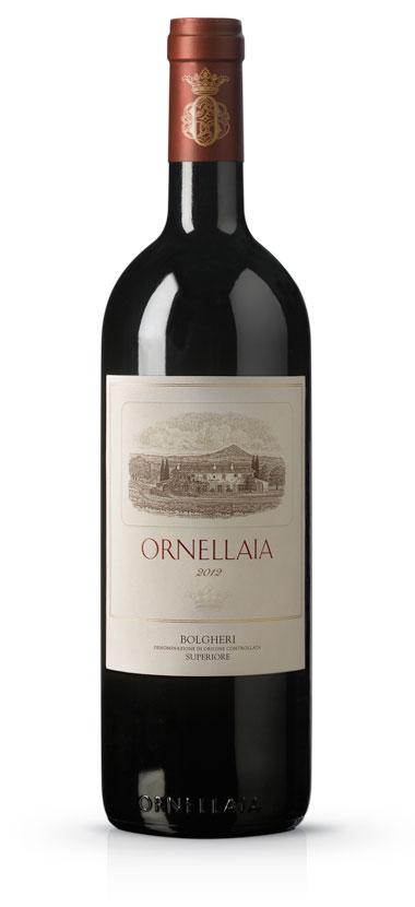 Barrière Frères - Les vins du monde - Ornelaia