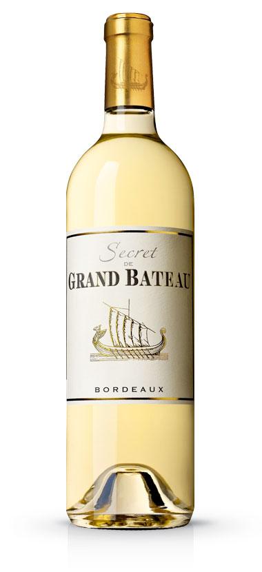 Barrière Frères - Sélection Secret Grand Bateau Blanc